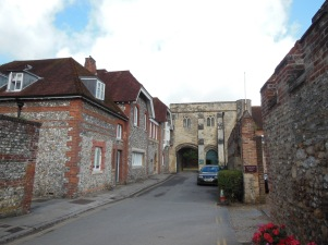 George Bell House (within the grounds of Chichester Cathedral)
