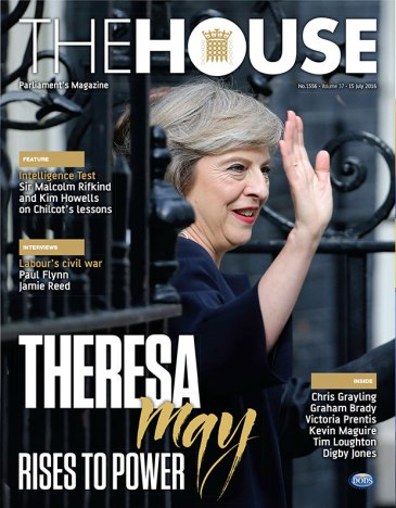 """The House"" - Parliament's Magazine - July 15 2016"