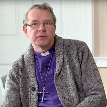 Bishop of Durham Paul Butler