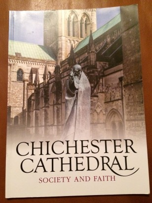 New Chichester Cathedral Guidebook