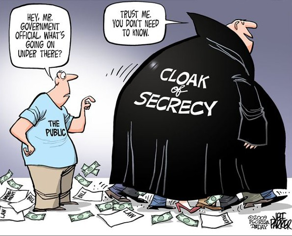government-cloak-of-secrecy